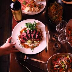 肉とワイン bonanza ボナンザ 大門