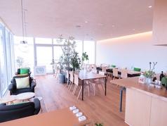 ガーデン カフェ GARDEN CAFE ソライロ
