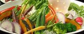 体にやさしい野菜が食べたい!