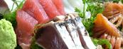 旬の魚を堪能する